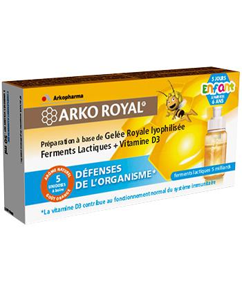 Arko Royal Défenses de l'Organisme