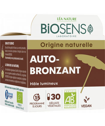 Biosens Auto-Bronzant