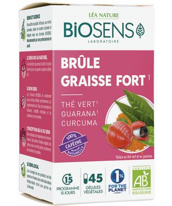 Biosens Brûle Graisse Fort