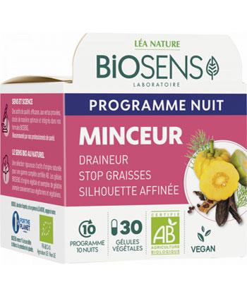 Biosens Minceur Programme Nuit