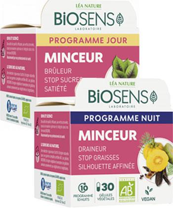 Biosens Pack Minceur Jour / Nuit