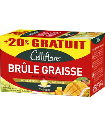 Celliflore Brûle graisse +20% gratuit