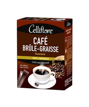 Celliflore Café brûle graisse
