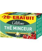 Celliflore Thé Minceur + 20% gratuit
