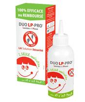 Duo LP-Pro Lotion Radicale contre les lentes et les poux