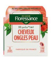 Floressance BB Perles Cheveux Ongles Peau