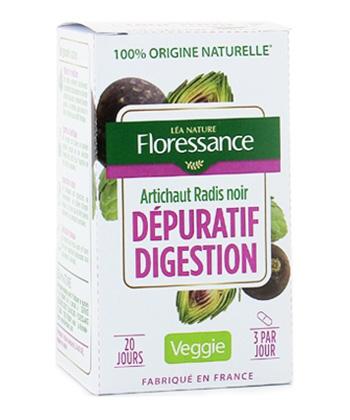 Floressance Dépuratif Digestion