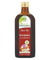 Floressance Elixir Bio Energisant Aux 3 Gingembres