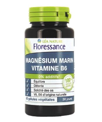 Floressance Magnésium Marin B6