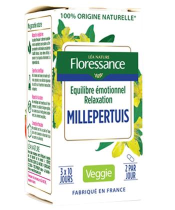 Millepertuis Achat | Bénéfices - Santé par les plantes - Exclusif