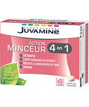 Juvamine Action Minceur 4 en 1