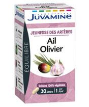 Juvamine Ail - Olivier Jeunesse des Artères