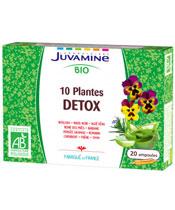 Juvamine Bio 10 Plantes Detox