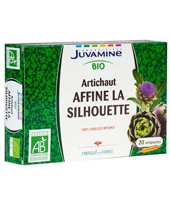 Juvamine Bio Artichaut - 20 ampoules