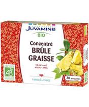Juvamine Bio Concentré Brûle Graisse