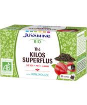Juvamine Bio Thé Kilos Superflus