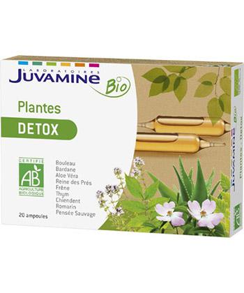 Juvamine Bio Plantes Detox