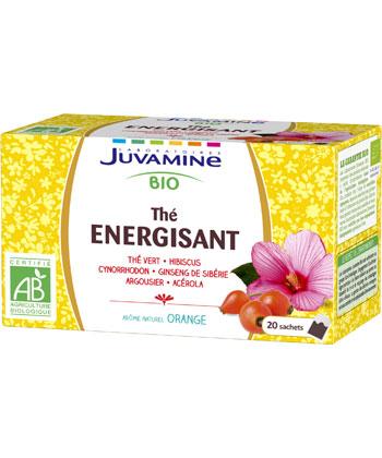 Juvamine Bio Thé Energisant