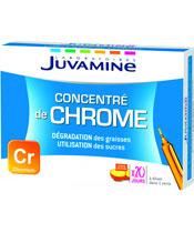 Juvamine Concentré de Chrome