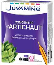 Juvamine Concentré d'Artichaut