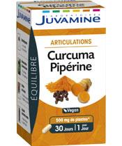 Juvamine Curcuma Pipérine