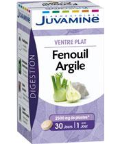 Juvamine Fenouil Argile