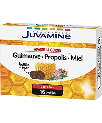 Juvamine Guimauve Propolis Miel