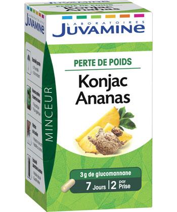 Juvamine Konjac Ananas