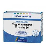 Juvamine Magnesium Marin + Vitamine B6