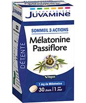 Juvamine Mélatonine Passiflore