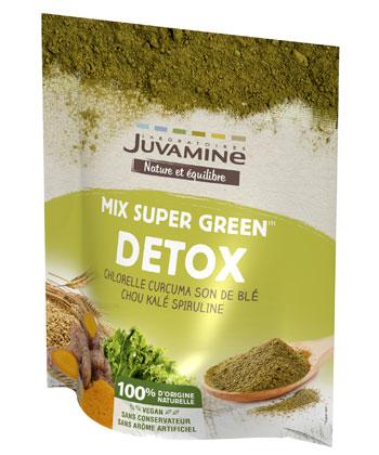 Juvamine Mix Super Green Détox