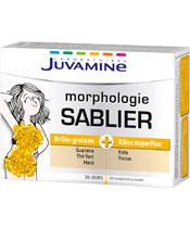 Juvamine Morphologie Sablier