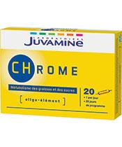 Juvamine Oligo-élément Chrome
