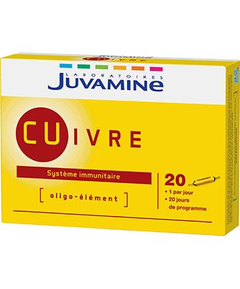 Juvamine Oligo-élément Cuivre