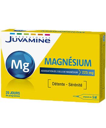 Juvamine Oligo-élément Magnésium