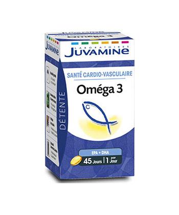 Juvamine Omega 3