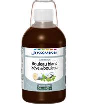 Juvamine Bouleau blanc Sève de bouleau