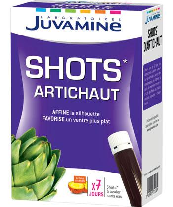 Juvamine Shots Artichaut