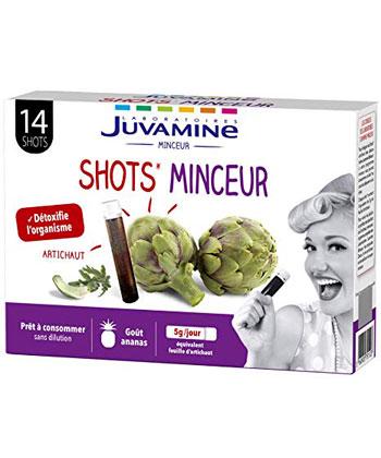 Juvamine Shots Minceur