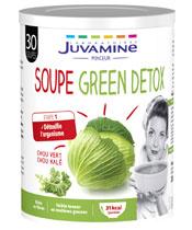 Juvamine Soupe Green Détox