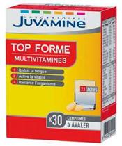 Juvamine Top Forme Multivitamines