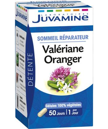 Juvamine Valériane Oranger