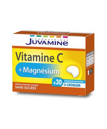 Juvamine Vitamine C & Magnésium