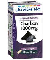 Juvamine Charbon 1000mg
