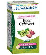 Juvamine Kola Café Vert