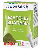 Juvamine Matcha Guarana