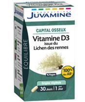 Juvamine Vitamine D3