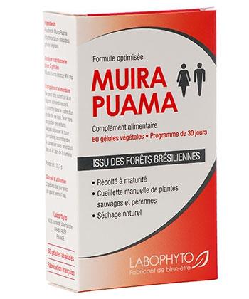 LaboPhyto Muira Puama