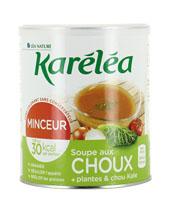 Léa Nature Soupe aux choux + plantes & chou kale