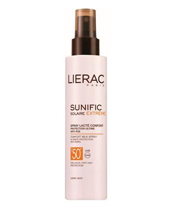 Lierac Sunific Spray Lacté Confort SPF 50